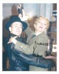 Richard Gibson (Allo Allo) - Genuine Signed Autograph 7486